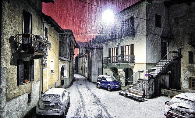 Jak dbać o auto zimą?