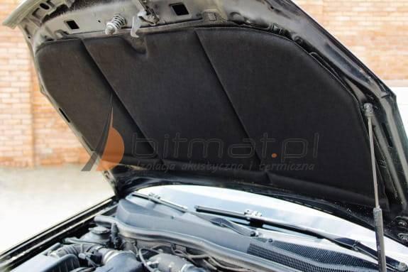 Jak skutecznie wyciszyć maskę silnika?
