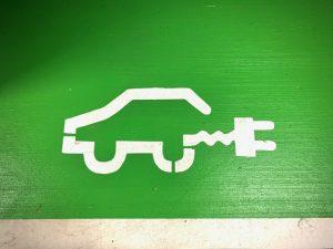 mapa punktów ładowania samochodów elektrycznych