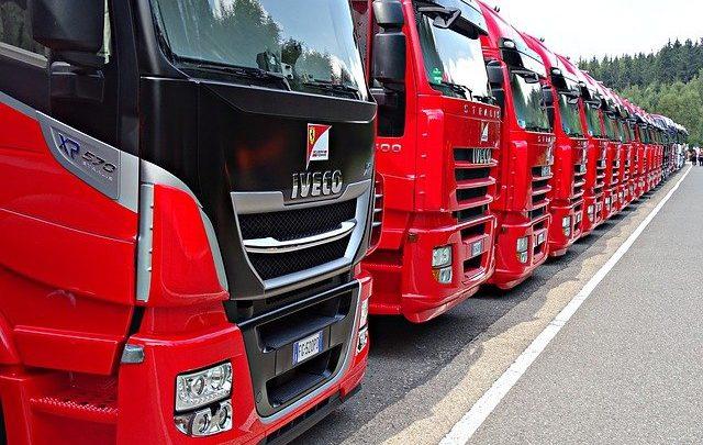 Transport do Finlandii – DBK Logistics